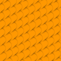 golden fish scale background