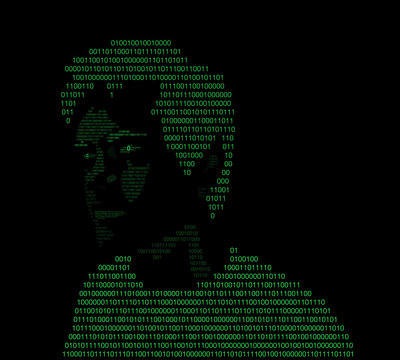 Binary Code Boy