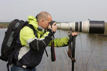photographe animalier et sports
