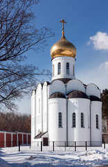 Nikolo-Ugreshsky Monastery, Moscow region, Russia
