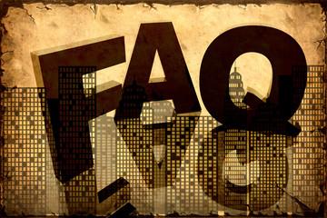 Fond de hotte en verre imprimé Affiche vintage Retroplakat - FAQ
