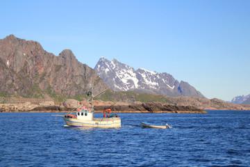 Svolvær's boat