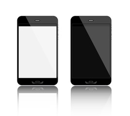 Realistic phone/tablet design