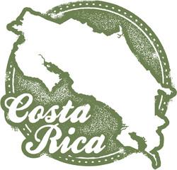 Costa Rica Central America Stamp