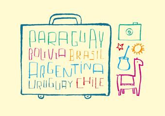 South American trip