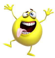 Recess Fitting Sweet Monsters 3d cartoon cute yellow monster