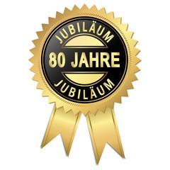 Jubiläum - 80 Jahre
