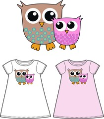 owl print for children wesr fashion industry