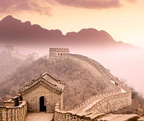 Papiers peints Pékin Grande muraille de Chine
