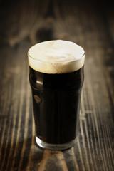 Obraz Irish Stout beer - fototapety do salonu