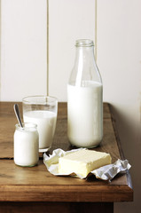 milk, diary products