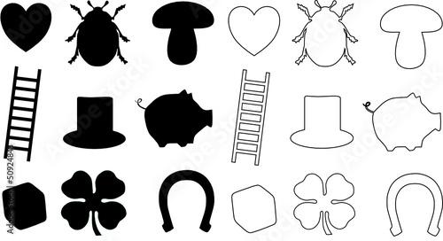 glückssymbole weltweit