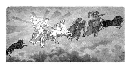 Nordic/Germanic Mythology : The Night