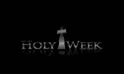 Holy week.