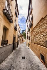 Old town of Segovia, Castilla y Leon, Spain