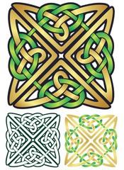 Celtic square