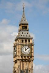 Photo sur Plexiglas Londres London, England, Parliament Building Big Ben
