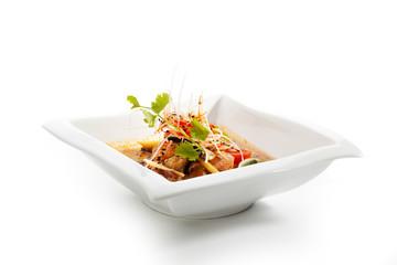 Thai Dishes - Tom Yam Kung