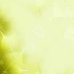 Seamless Yellow - Green Leaves Pattern. Foliage Ornament