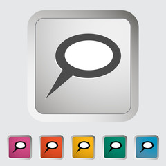 Chat icon.