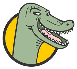 Smile lizard
