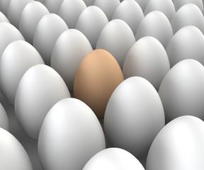 Unique egg