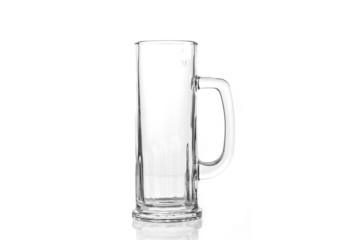 Beer mug isolated