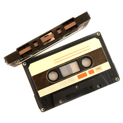 Two cassettes