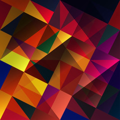 Abstract multi-colored background. Vector, EPS10