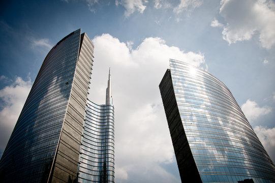 Grattacielo a milano