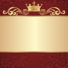 royal background