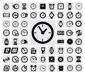 clocks icon