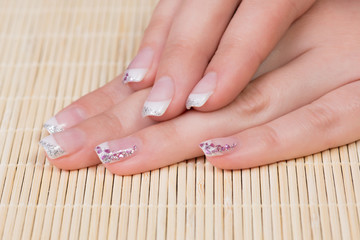 Manicure - nail art