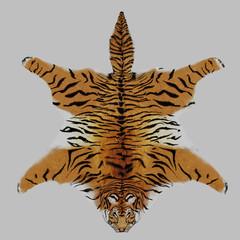peau de tigre