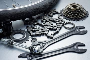 Bike repairing
