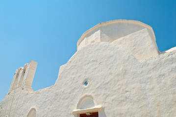 Wall Mural - Greece Sifnos,Colorful sea view on the island