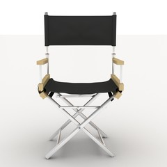 Director (the chair in 3-d visualization)