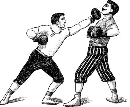 vintage boxers