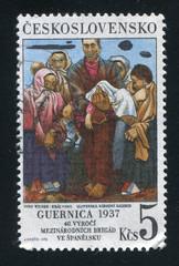 Guernica by Imro Weiner Kral