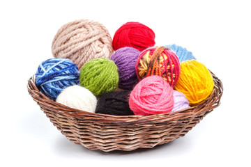 Knitting yarn