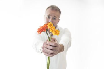 Perdonare con un fiore