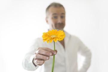 Regalare un fiore