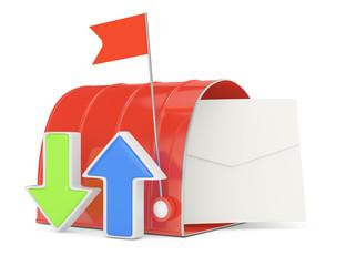 inbox concept