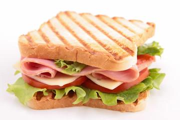 Fotorollo Fastfood sandwich