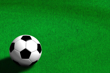 Football - Soccer (3D)
