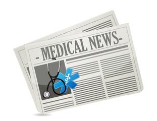medical news concept