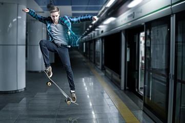 Underground Skater