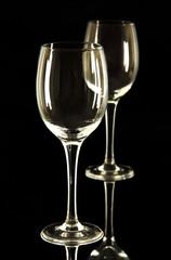 wine glass.