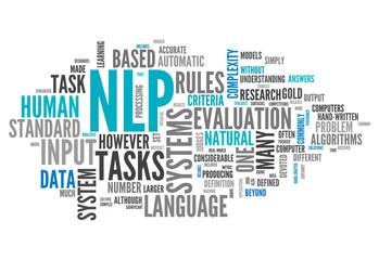 """Word Cloud """"NLP"""""""