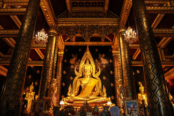 Image of The Most Beautiful Buddha Statue in thailand